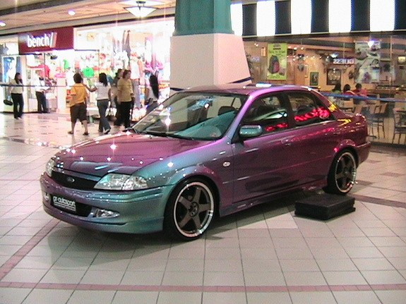 Another mnggoy 2000 Ford Laser post... - 8545051