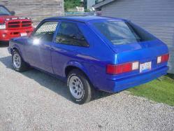 chevettelover08 1984 Chevrolet Chevette