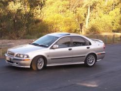 S40T4R 2001 Volvo S40