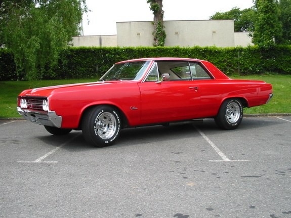 MesPhotos's 1964 Oldsmobile F-85