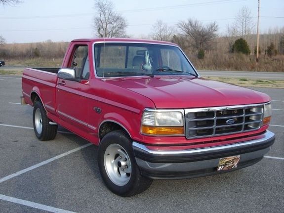 Mrpopinfresh 1994 Ford F150 Regular Cab Specs Photos Modification