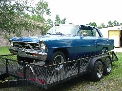 pittjax's 1967 Chevrolet Chevy II