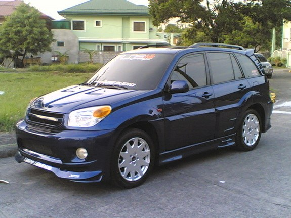 ajayshee 2005 Toyota RAV4 Specs s Modification Info