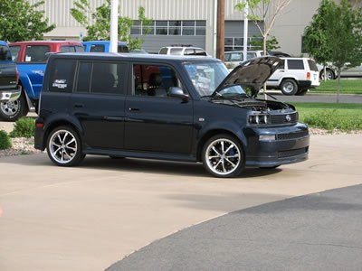 nnjscion 2005 scion xb specs photos modification info at. Black Bedroom Furniture Sets. Home Design Ideas