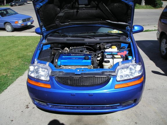 Brads65stang 2004 Chevrolet Aveo Specs Photos Modification Info At