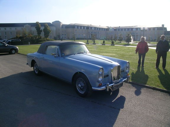 Another clsamg 1963 Bentley Arnage post... - 8432283