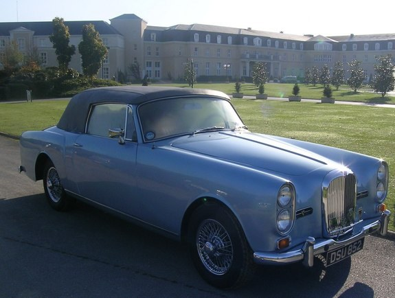 Another clsamg 1963 Bentley Arnage post... - 8432284