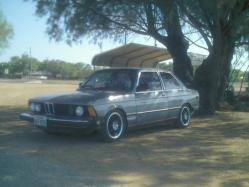blue_bullet87s 1982 BMW 3 Series