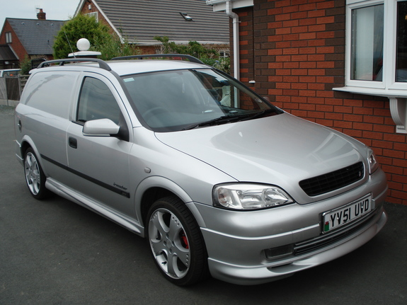 fran17's 2001 Vauxhall Astra