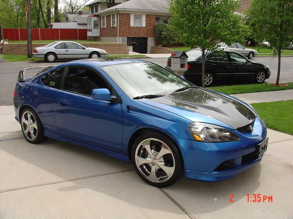 customcreationz 39 s 2005 acura rsx in staten island ny. Black Bedroom Furniture Sets. Home Design Ideas