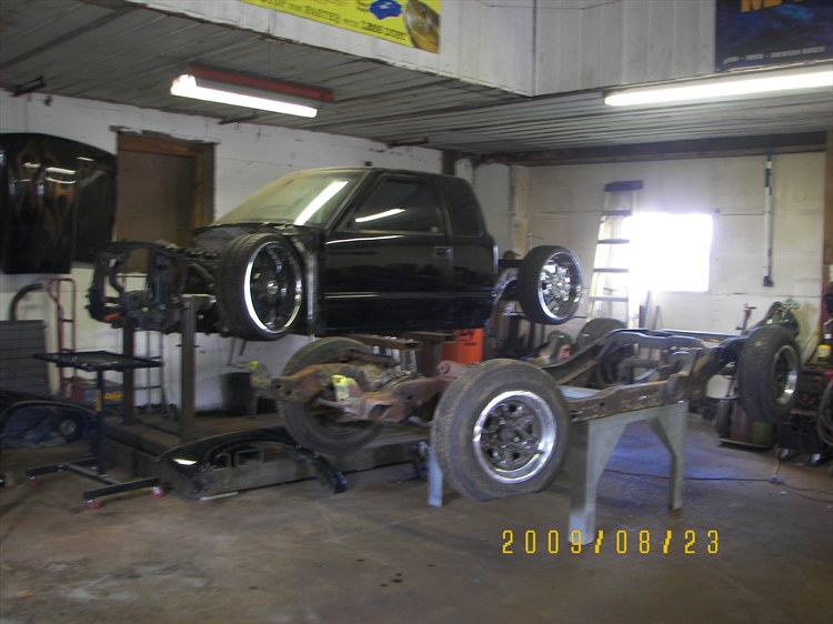 Chevy S10 4_3 Turbo Kit http://www.cardomain.com/ride/2390965/1989-chevrolet-s10-regular-cab/page-3/