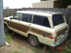 TXjeep1988s 1988 Jeep Grand Wagoneer