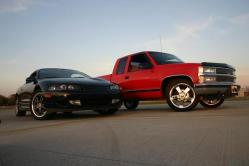 SteveoSC350 1999 Chevrolet C/K Pick-Up