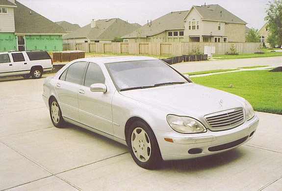 Another DatBoyAK 2002 Mercedes-Benz S-Class post... - 8498723