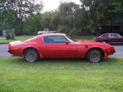 99PhoenixFirebrds 1974 Pontiac Trans Am