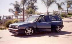 unvmyaccords 1990 Volkswagen Golf