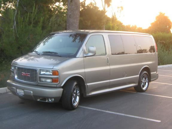 dirtys0ap 2001 gmc savana 1500 passenger specs photos modification info at cardomain cardomain
