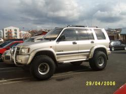 ICEtroop 2000 Isuzu Trooper