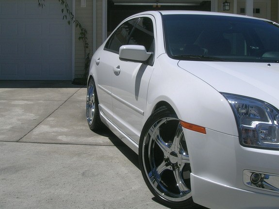 soulprovider23's 2006 Ford Fusion