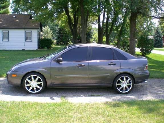 phireb00t3r 2003 Ford Focus