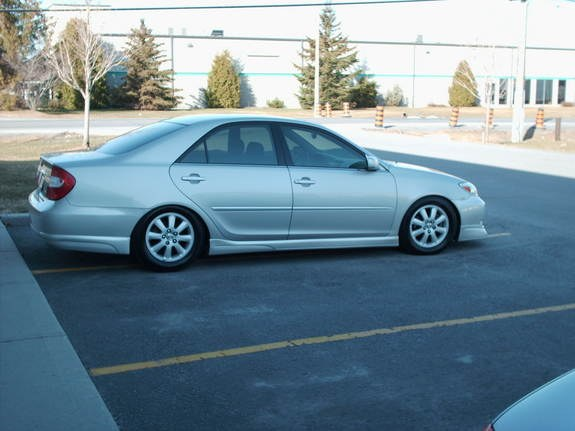 Slemay 2004 Toyota Camry Specs, Photos, Modification Info ...