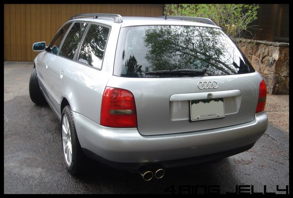 Another green-eggs-n-ham 1999 Audi A4 post... - 8445375