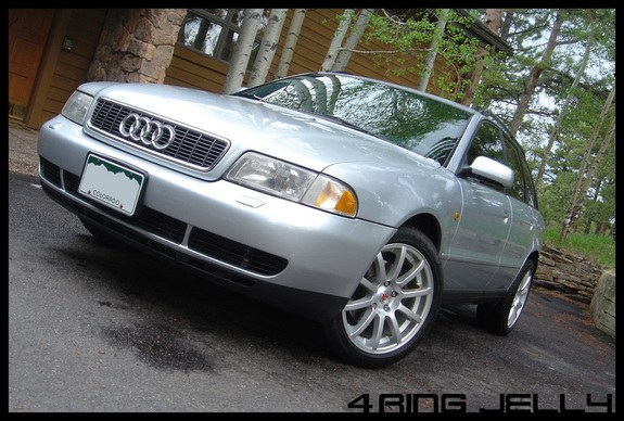 Another green-eggs-n-ham 1999 Audi A4 post... - 8445376