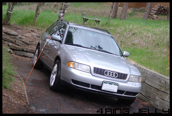 Another green-eggs-n-ham 1999 Audi A4 post... - 8445377
