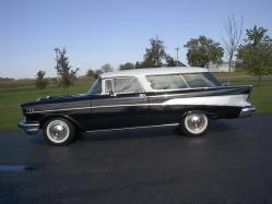 Fairlane500Freak 1957 Chevrolet Nomad