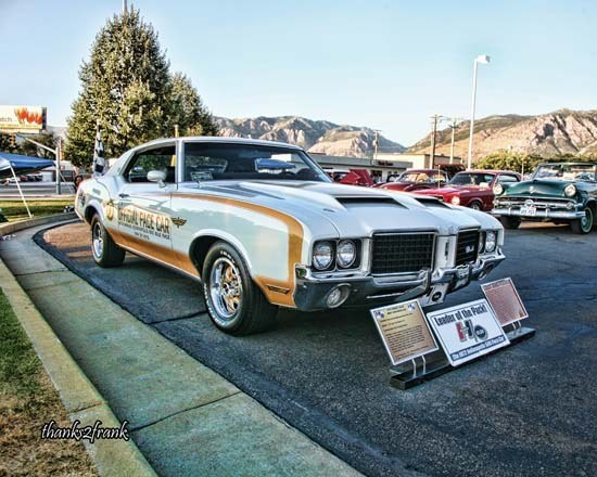 1972 Oldsmobile Hurst/Olds