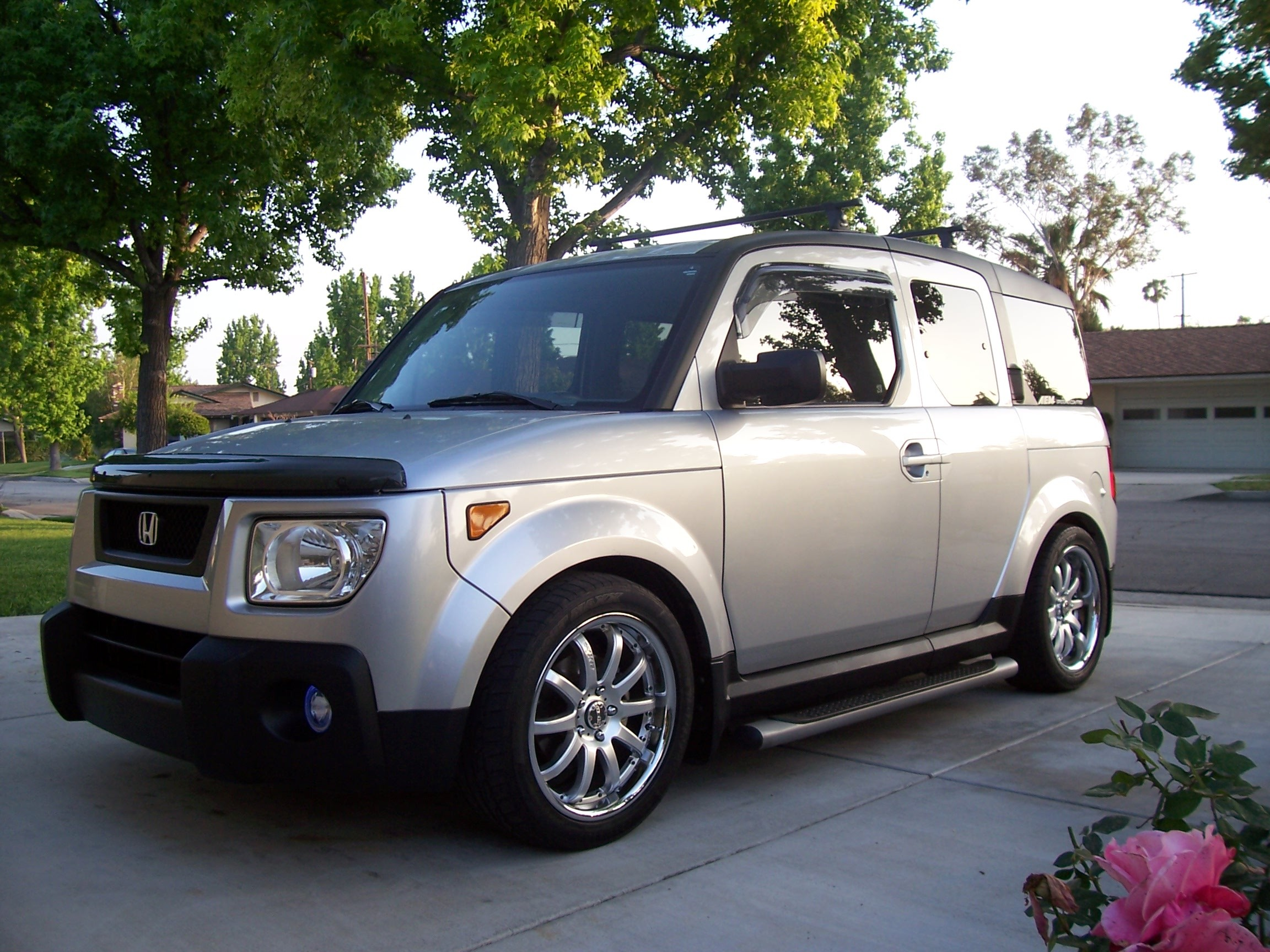 626ele 2006 honda element specs photos modification info. Black Bedroom Furniture Sets. Home Design Ideas