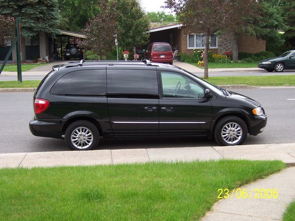 zeemax68 2003 chrysler town country specs photos modification info at cardomain. Black Bedroom Furniture Sets. Home Design Ideas