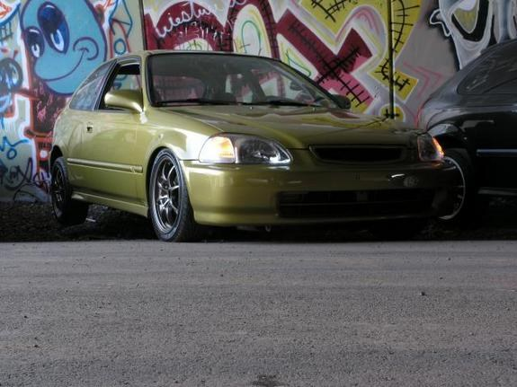 Another CopperPenny 1997 Honda Civic post... - 8447045