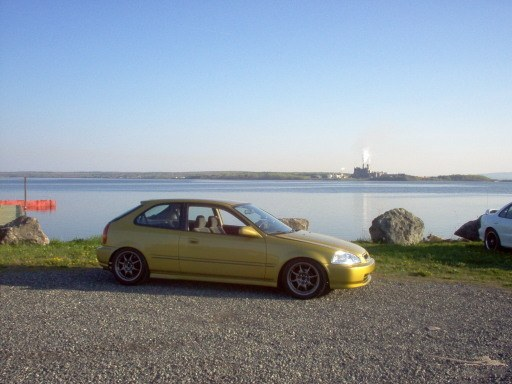 Another CopperPenny 1997 Honda Civic post... - 8447046