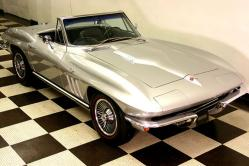 SLVRSL55s 1965 Chevrolet Corvette