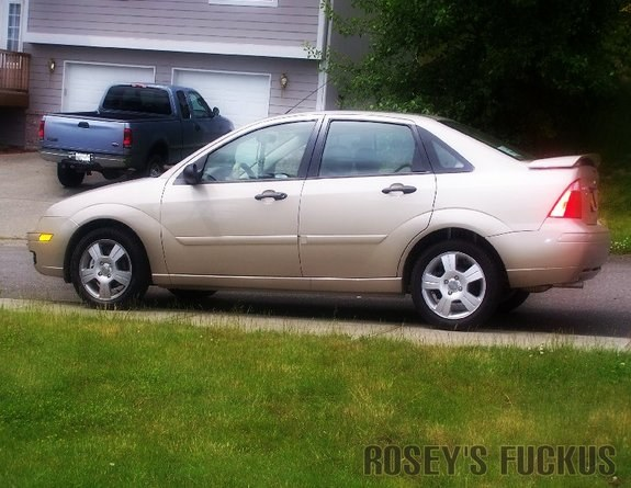 izlanesian_love 2006 Ford Focus