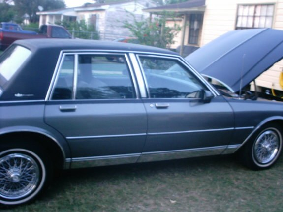 Another greenlac 1989 Chevrolet Caprice post... - 8448558