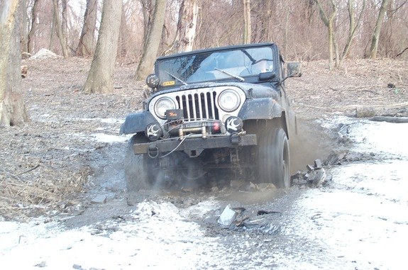 smittdog's 1974 Jeep CJ5
