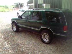 blaznbettys 1996 Chevrolet Blazer