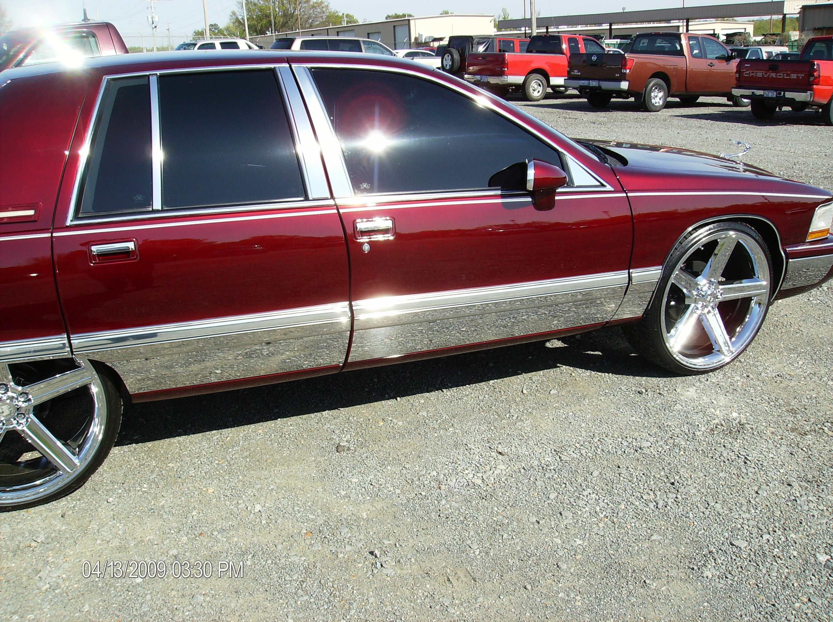 Another chollo1 1992 Buick Roadmaster post... - 8515980