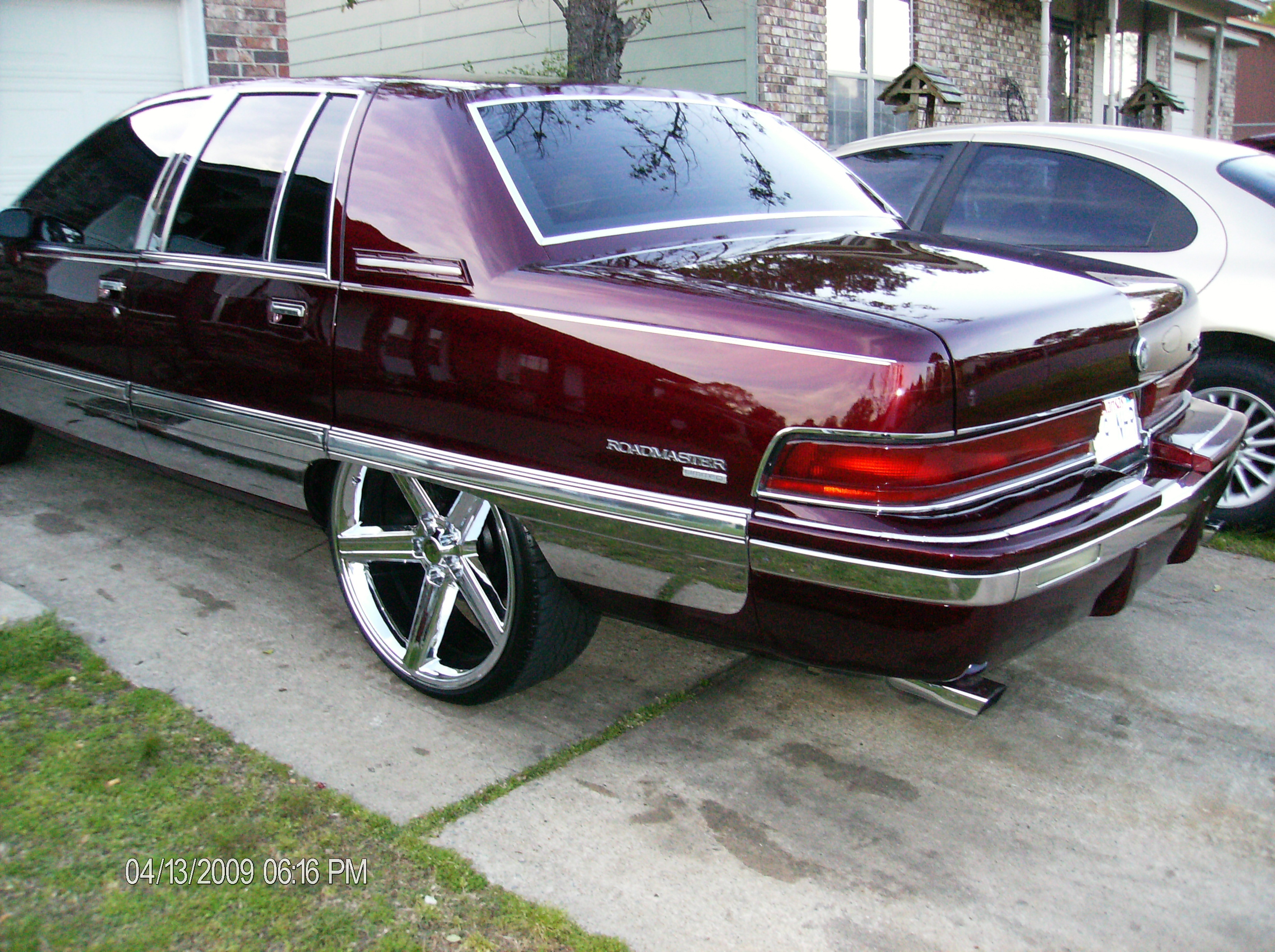 Another chollo1 1992 Buick Roadmaster post... - 8515983