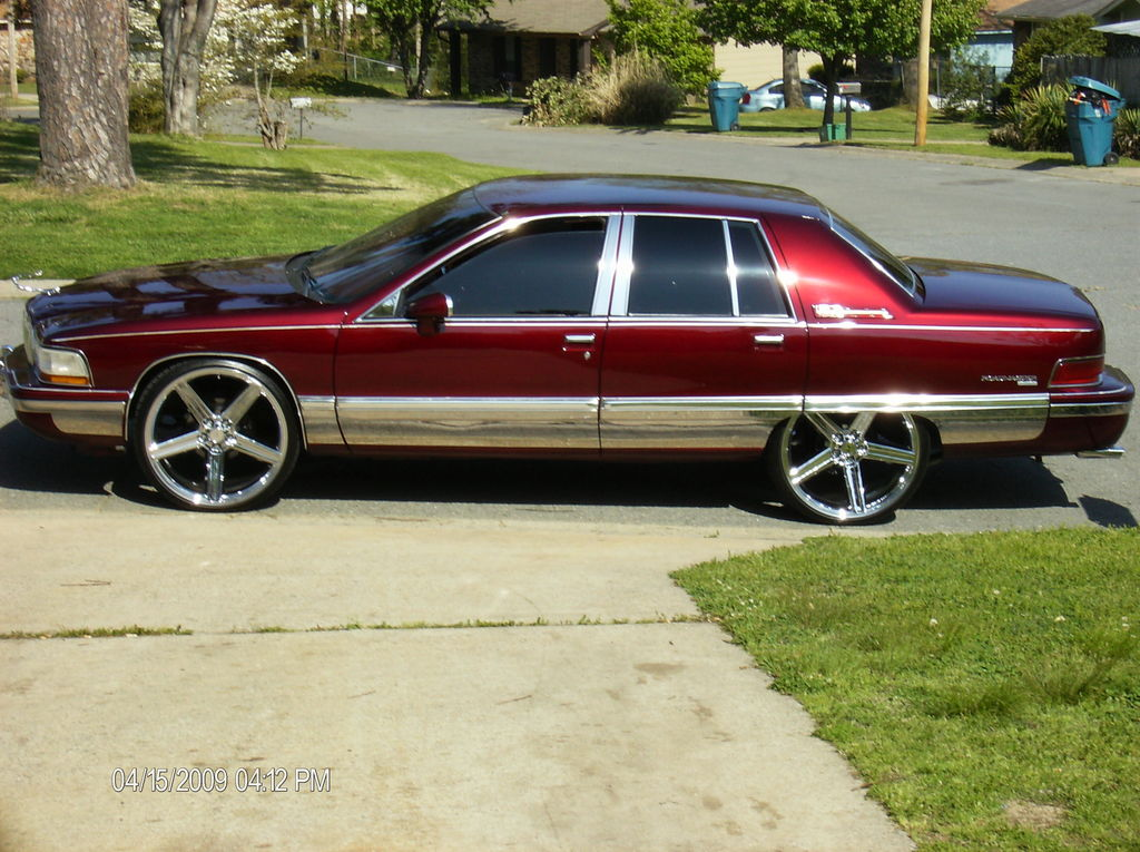 Another chollo1 1992 Buick Roadmaster post... - 8515988