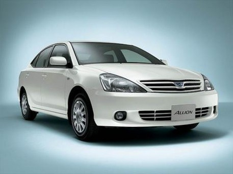 RAFsAllion's 2003 Toyota Allion