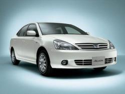 RAFsAllion 2003 Toyota Allion