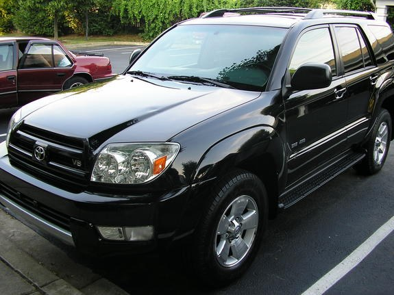 eclipseyracn 2003 toyota 4runner specs photos. Black Bedroom Furniture Sets. Home Design Ideas