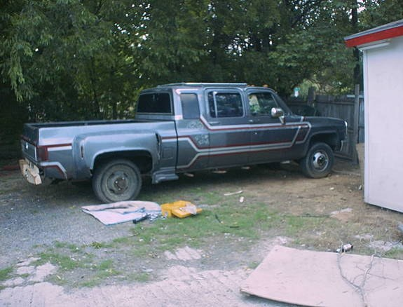Another 1-heavychevy 1986 Chevrolet C-30 post... - 8456997