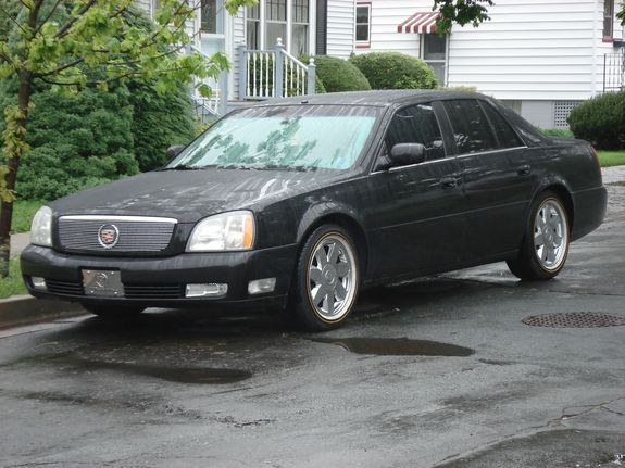 afinger1 2003 Cadillac DTS Specs, Photos, Modification Info at ...