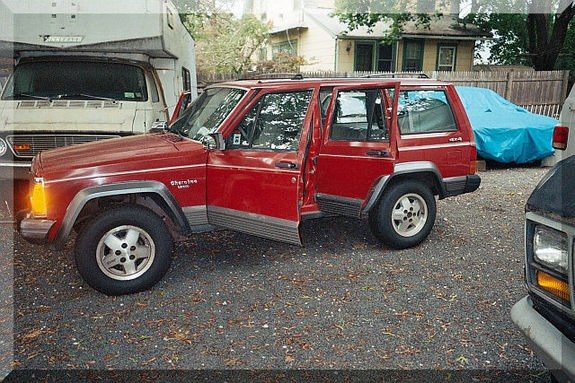 sk3lington 1990 jeep cherokee specs photos modification info at cardomain. Black Bedroom Furniture Sets. Home Design Ideas