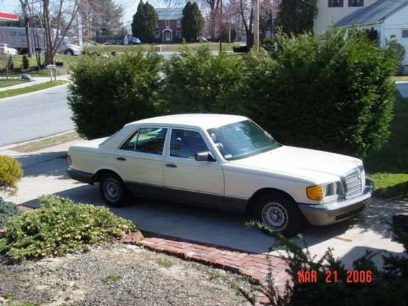 Another Loadtoad 1984 Mercedes-Benz S-Class post... - 8456975