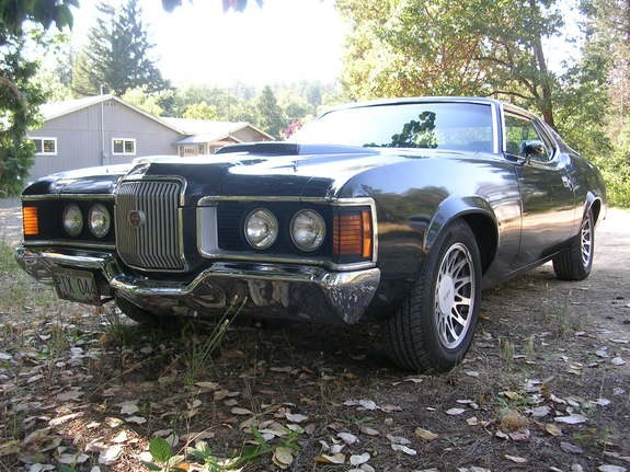 BatmanX's 1972 Mercury Cougar